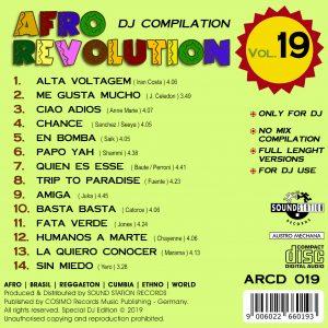Afro Revolution